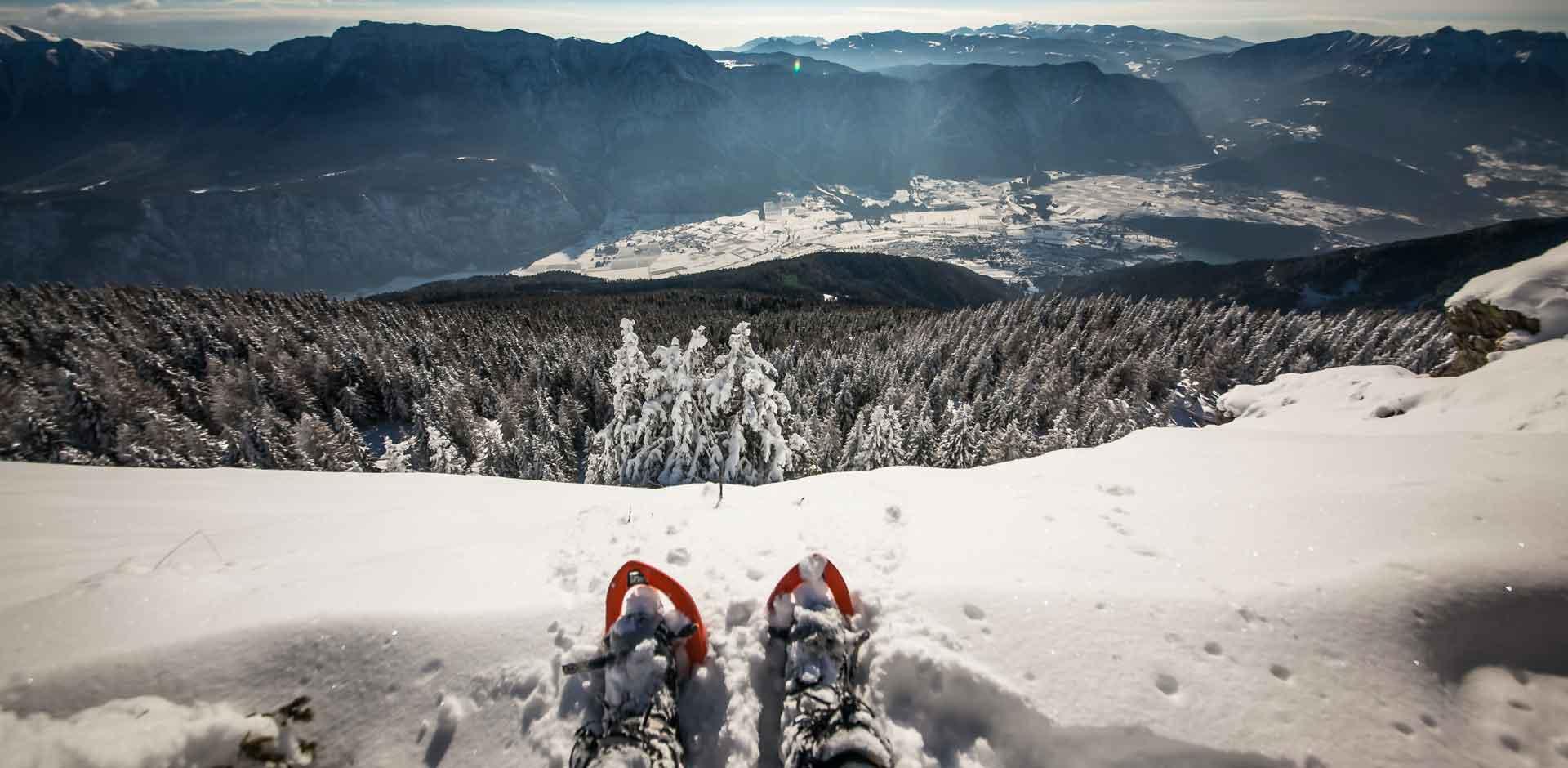 Lake Levico, things to do: where to ski
