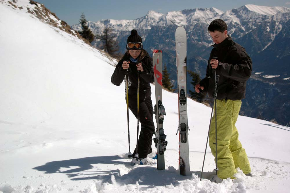 Lake Levico, things to do in winter