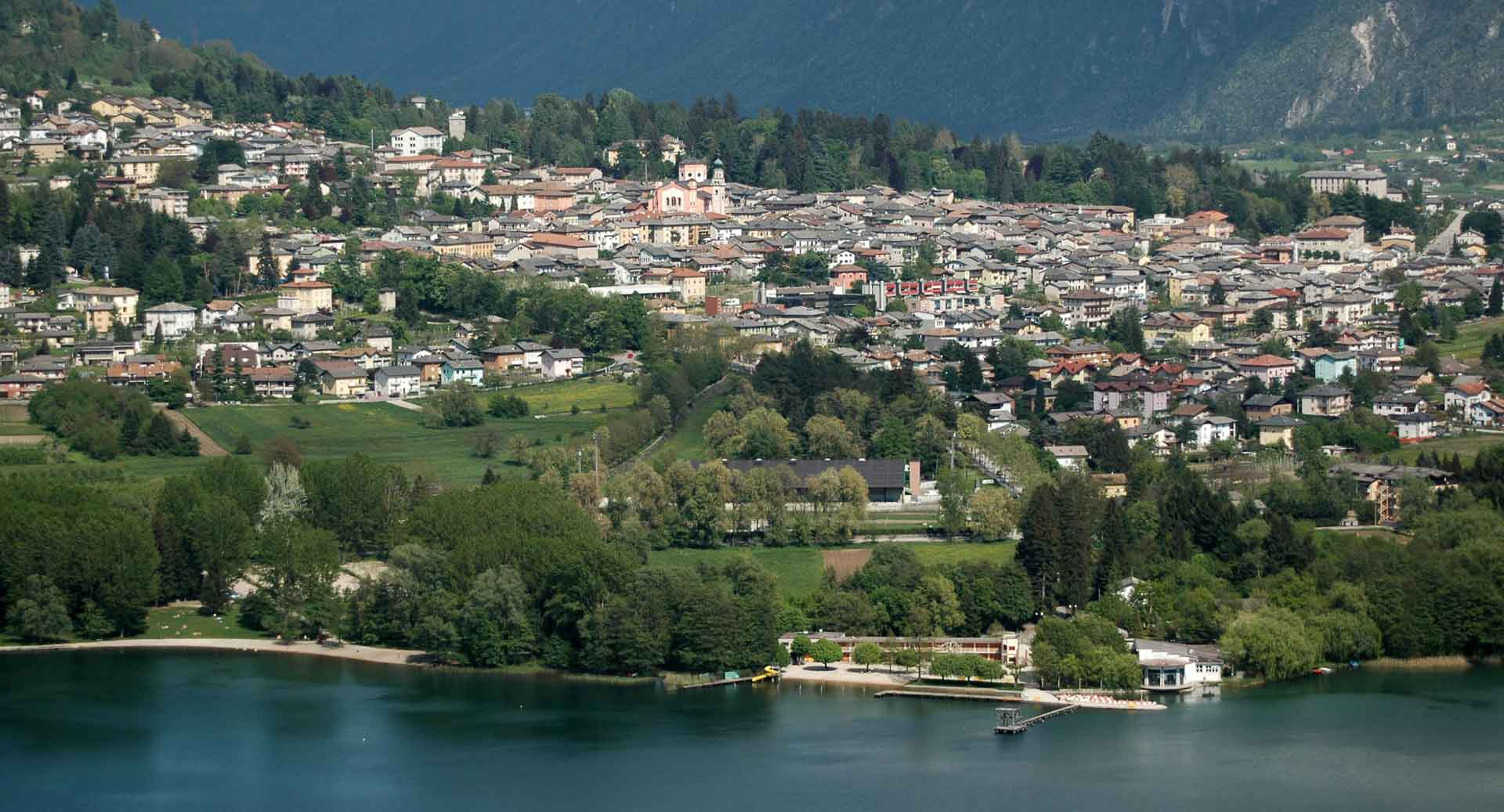 I love Levico Terme