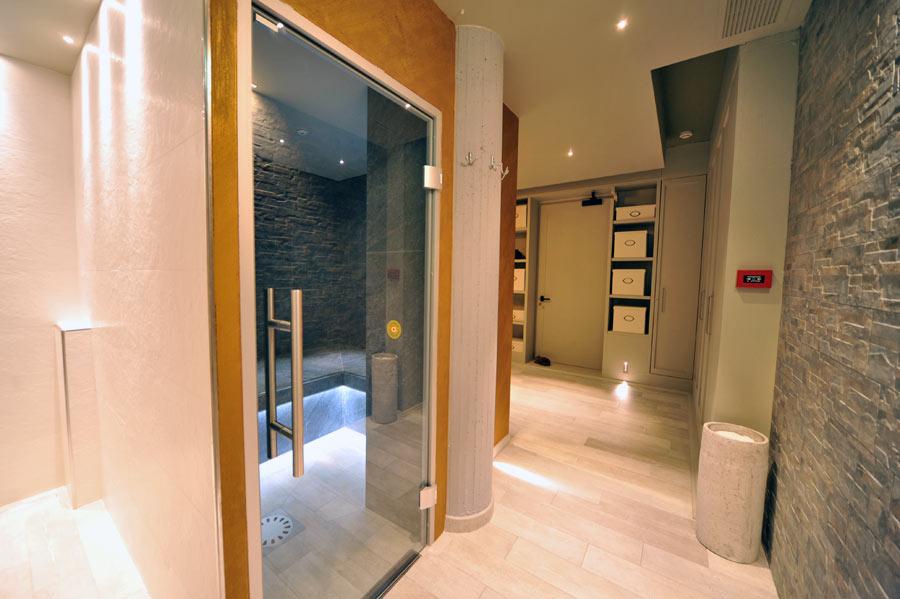 Hotel benessere Trentino: bagno turco