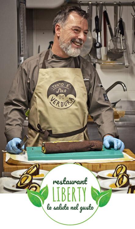 Chef Roberto - Ristorante Liberty Levico Terme