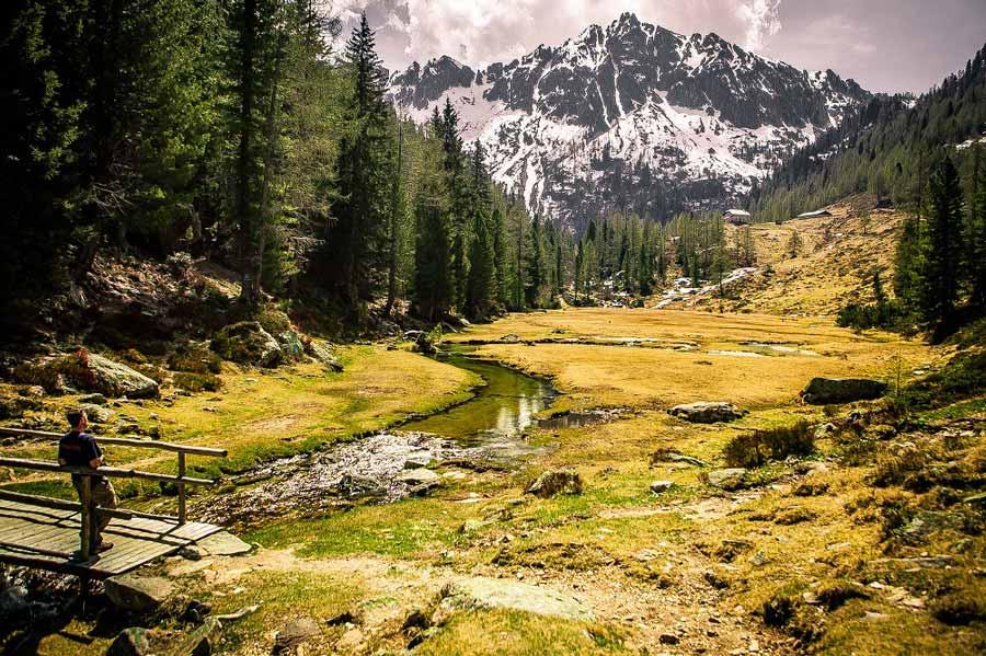 cosa fare a Levico Terme: trekking in Valsugana