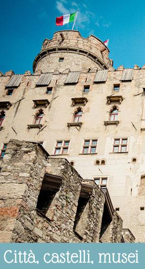 cosa fare a Levico Terme: castelli, città e musei