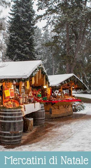 cosa fare a Levico Terme: visitare i mercatini di Natale