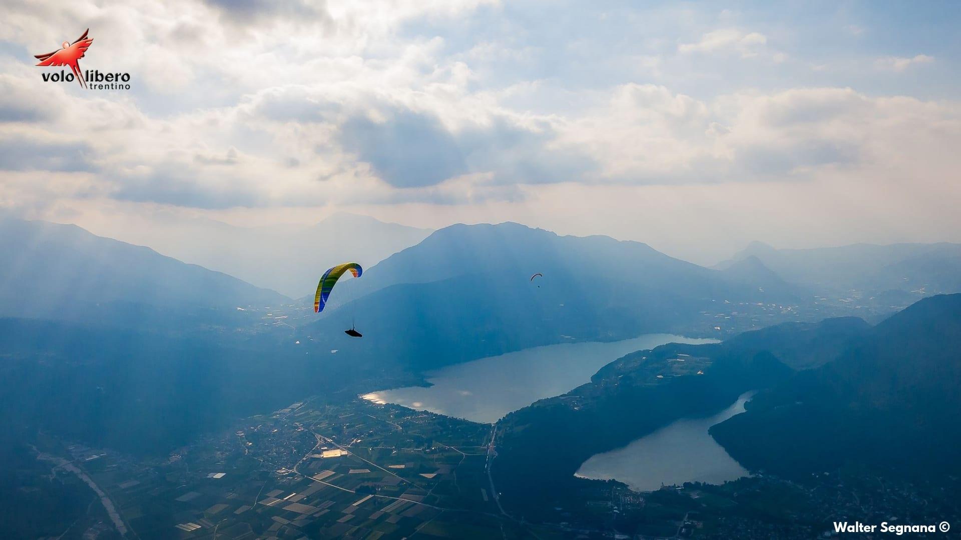 Vacanze Parapendio Trentino