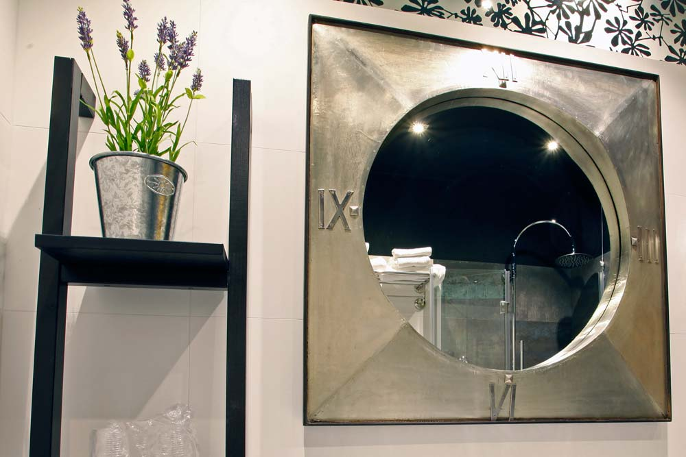 Liberty Hotel Levico Terme: camera Superior bagno